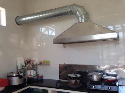 Hệ thống hút mùi cho bếp ăn gia đình