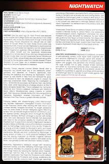 Vigilante Nocturno Ficha Marvel