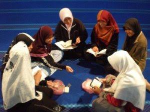 Peranan Muslimah Dalam Dunia Dakwah