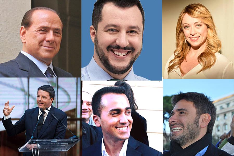 Manciolandia non c 39 e 39 nulla di nuovo sotto il sole for Lista politici italiani