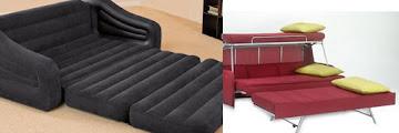 Cara Menghilangkan Bau pada Sofa Bed Kesayangan