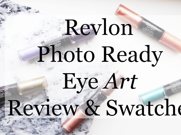 Revlon Photo Ready Eye Art | Review & Swatches