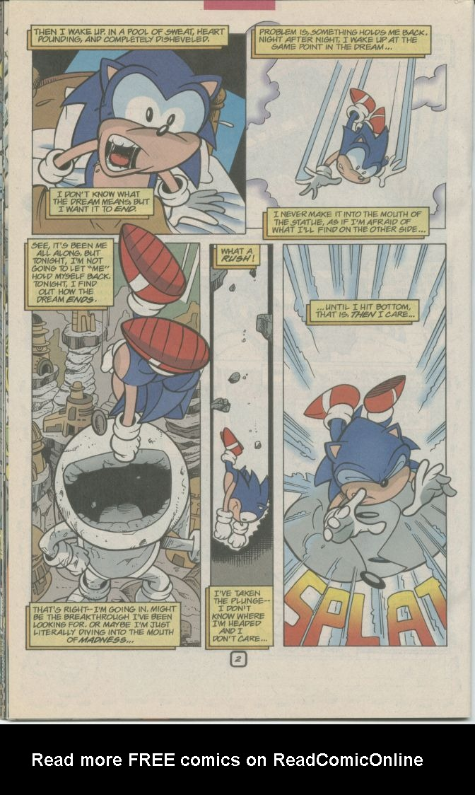 Read online Sonic The Hedgehog comic -  Issue #70 - 24