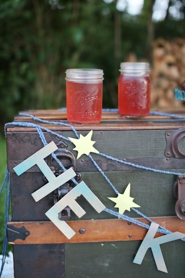 Four Species Lemonade for Sukkot | Land of Honey