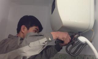 Sửa bình nóng lạnh tại Long Biên Hà Nội