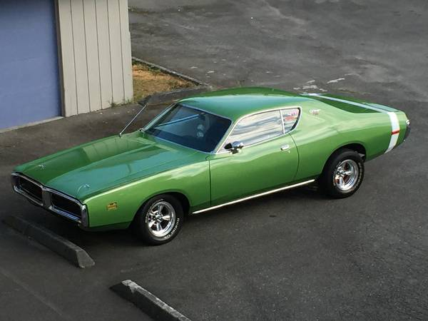 Classic muscle car 1972 dodge charger buy american for Classic american muscle cars for sale