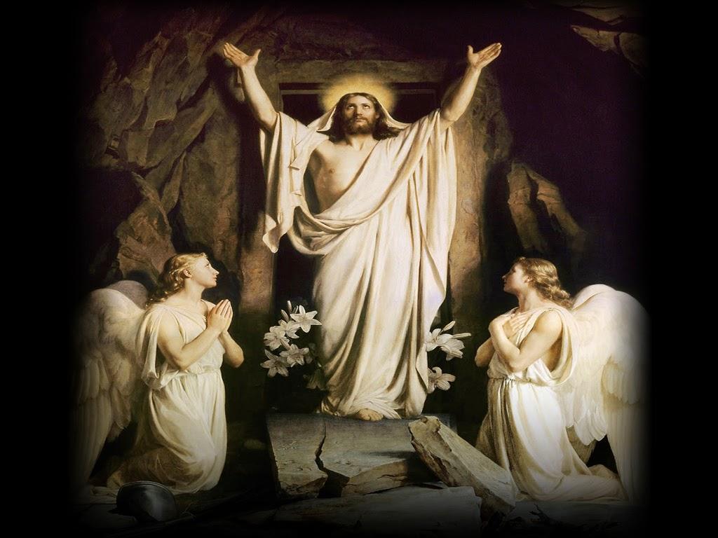 resurrection jesus christ