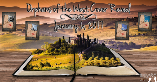 Orphans of the West Cover Reveal