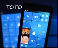 Foto di Windows 10 Mobile