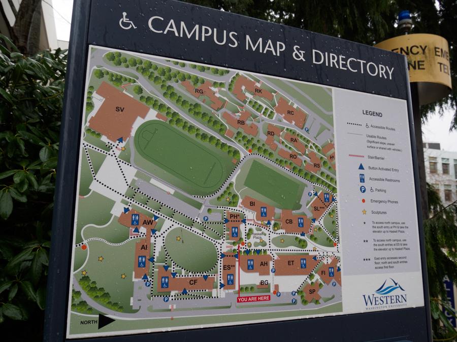 Haigerloch meets America: Bellingham - Western Washington University