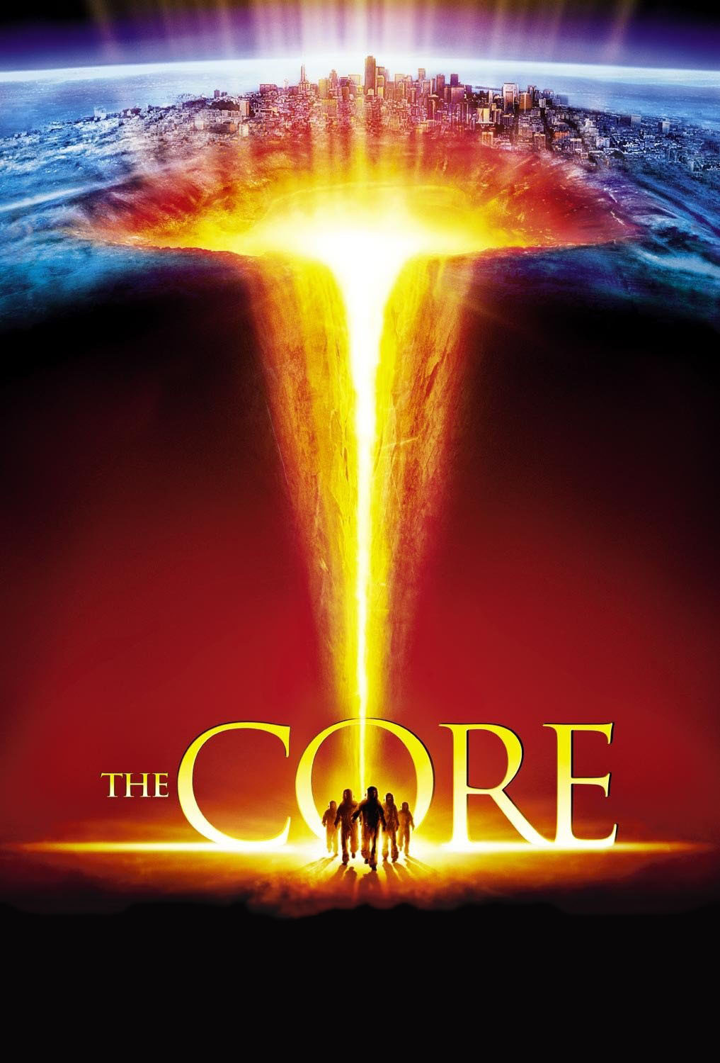 the core film