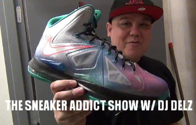 best authentic ca0ac bebe2 2013 Nike Lebron 10 Pure Platinum Miami Nights Video Review Including  Release Date