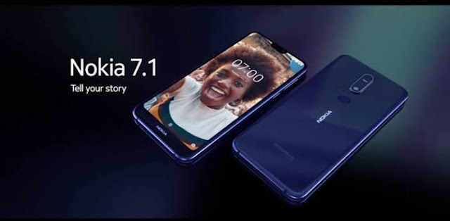 Nokia 7.1 Key Specs and Price in US, UK - An Affordable iPhone XS Option