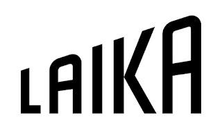 Logotipo del estudio de animación Laika