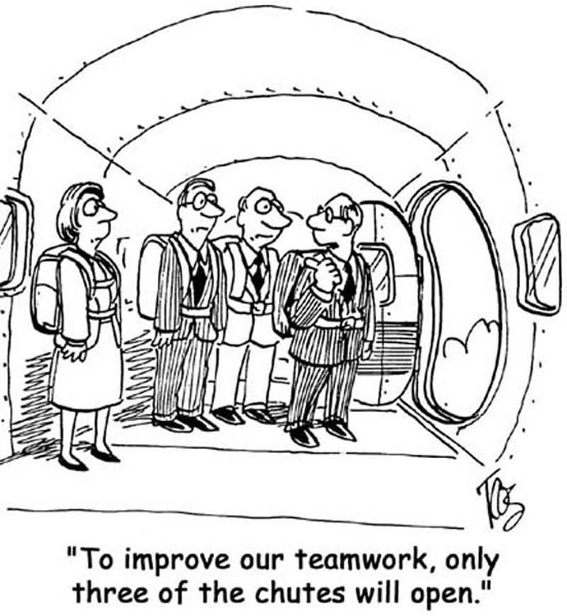 HRM by James: Teamwork