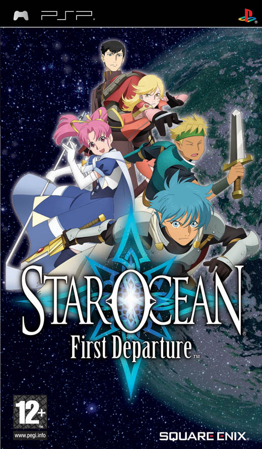 Star Ocean - First Departure [Inglés]