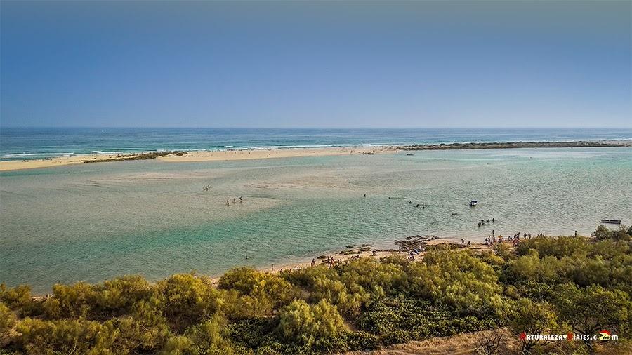 Praia Cacelha Velha, Algarve