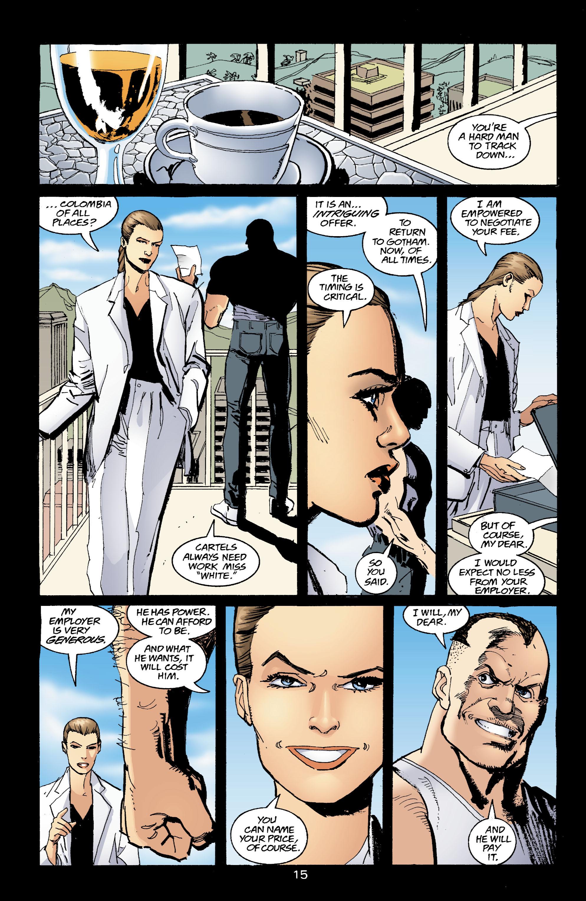 Detective Comics (1937) 735 Page 14