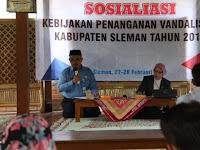 Pemkab Sleman Ajak Karang Taruna Perangi Vandalisme