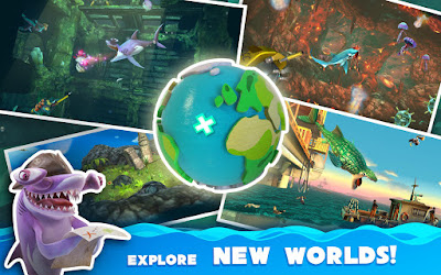 Hungry-Shark-World-Android-Apk-Download-Droidapk.org-3 Hungry Shark World 2.6.0 - Android Hungry Sharks Game  (Unlimited coins & diamonds) Apps