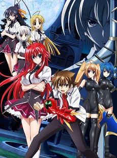 High School Dxd New - HD Vietsub
