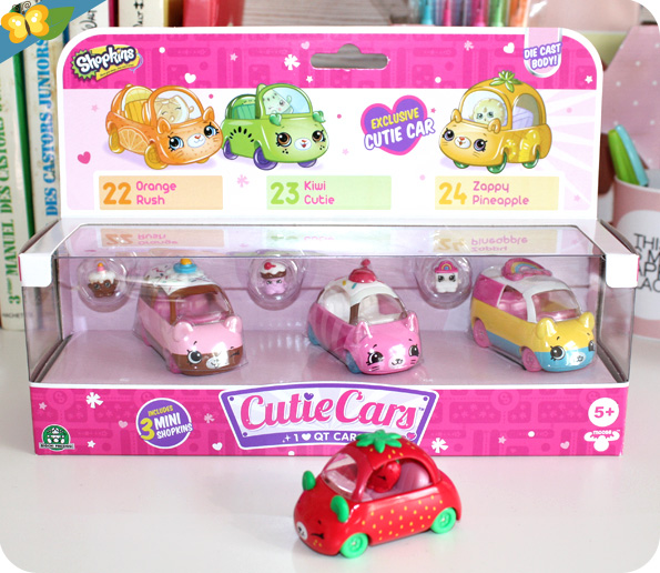 Cutie Cars de Shopkins