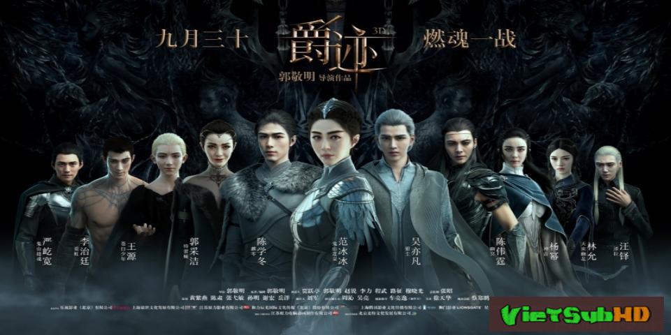 Phim Tước Tích VietSub HD | L.O.R.D: Legend of Ravaging Dynasties 2016