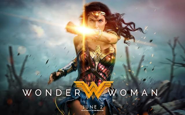 Đánh giá phim: Wonder Woman - Chiến binh Amazons xinh đẹp