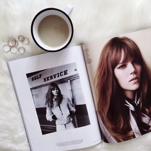 Vogue and tea