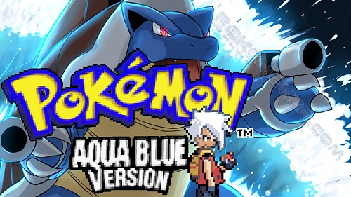 Pokemon Aqua Blue
