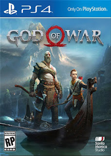 God of War 4 PS4 free download full version