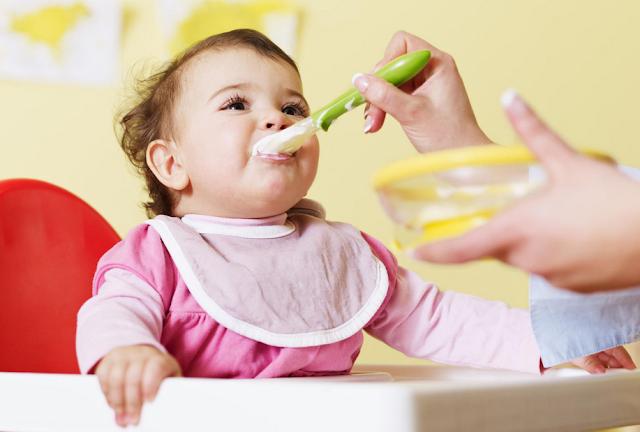 16 Menu Mpasi 6 Bulan Pertama yang Sehat Serta Bergizi Bagi Sikecil