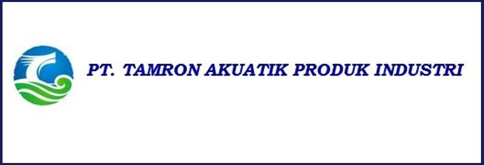 Lowongan Kerja Daerah Banten Terbaru 2018 PT Tamron Akuatik Produk Industri