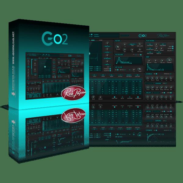 Rob Papen Go2 v1.0.1b Full version