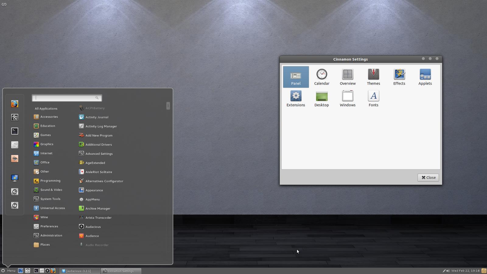 Alternative Cinnamon PPA For Ubuntu Users ~ Web Upd8: Ubuntu / Linux