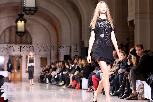 Sharon Wauchob PE 2013 - Blog Mode - Fashion Week