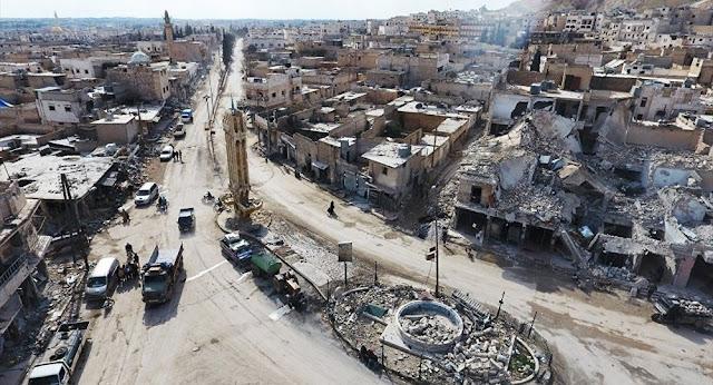 El Bab ÖSO Suriye Rojava Sultan Murat Tugayları