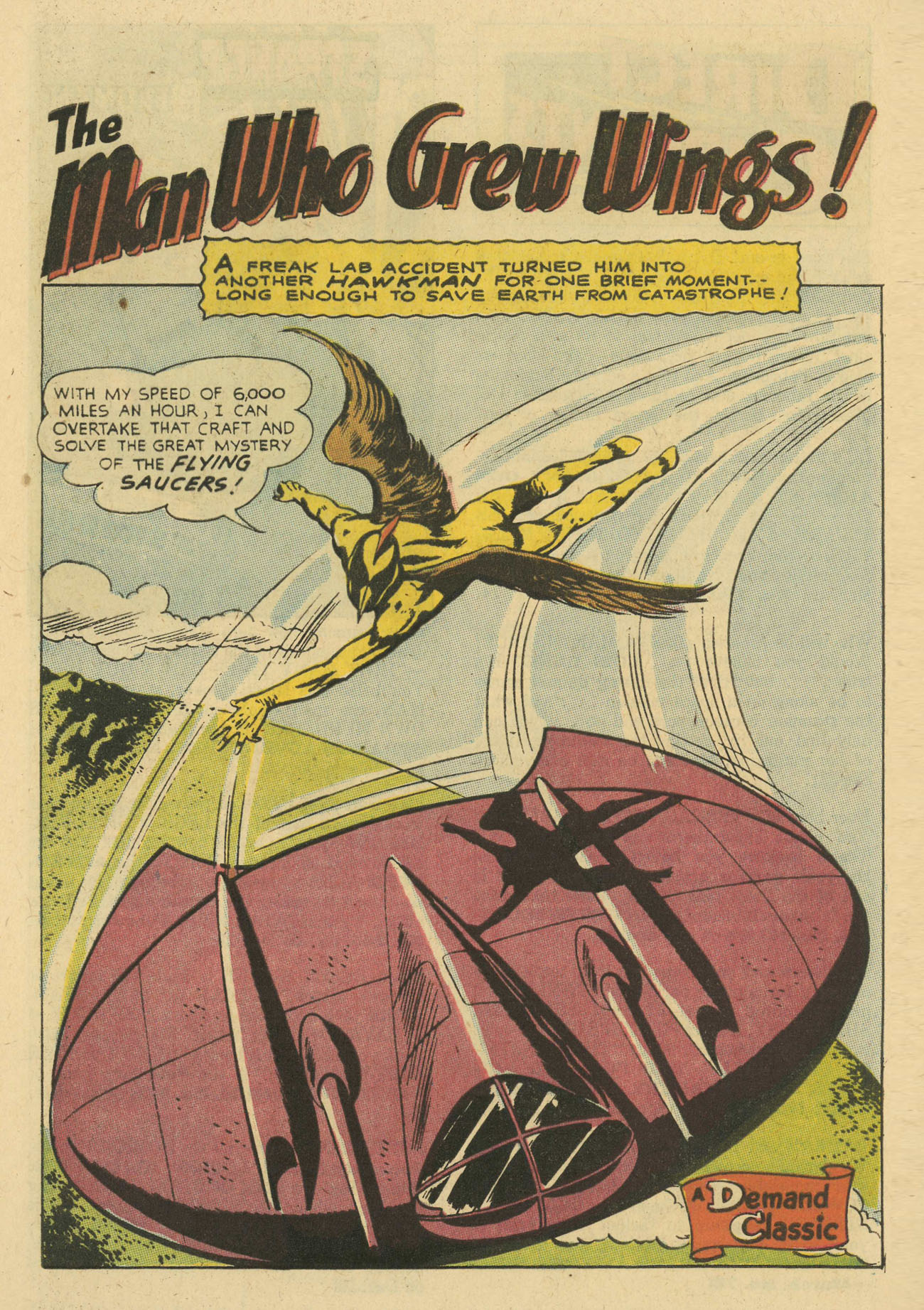 Hawkman (1964) issue 24 - Page 28