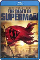 La Muerte De Superman (2018) HD 1080p Dual Latino / Ingles