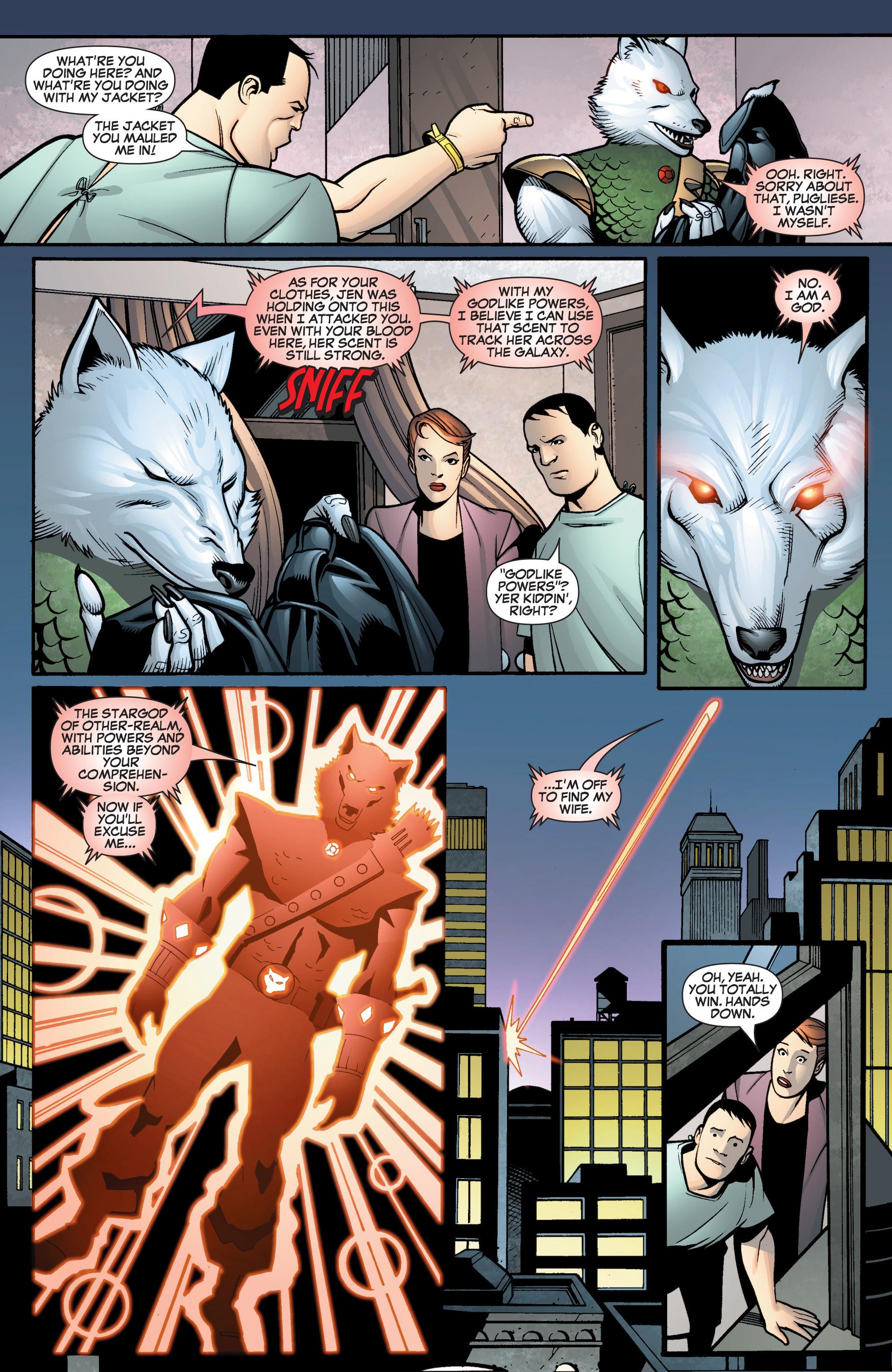 Read online She-Hulk (2005) comic -  Issue #13 - 10