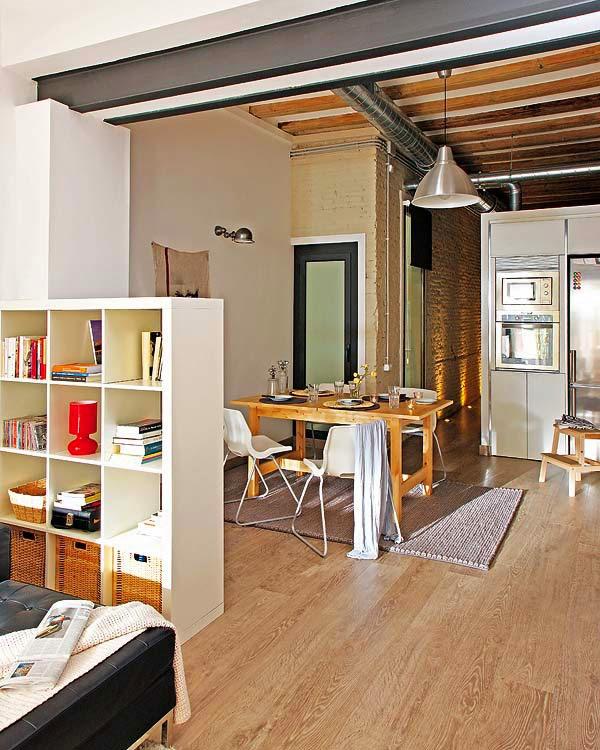 empresas de design de interiores Repartição do apartamento