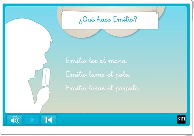 """Letras """"L"""" """"P"""" """"M"""" (Juegos de Lengua Española de 1º de Primaria)"""