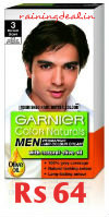 Garnier Color Naturals Men For Rs 64 ( Mrp 110 ) Free Shipping Amazon
