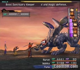 download game Final Fantasy X PS2 - Game Tegal