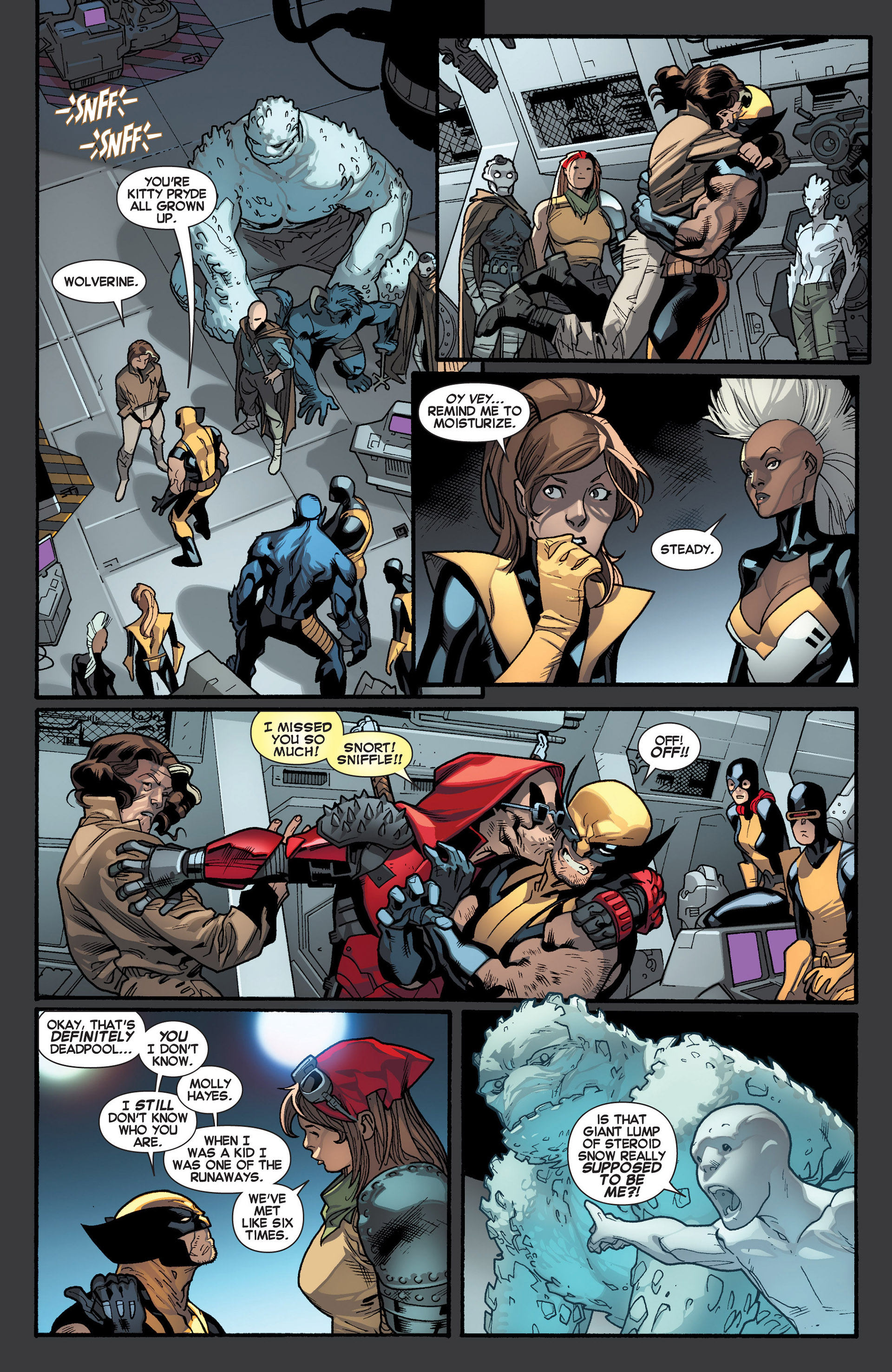 Read online All-New X-Men (2013) comic -  Issue #16 - 6