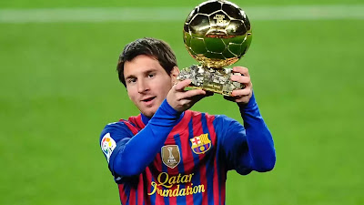 Lionel Messi most popular athlete