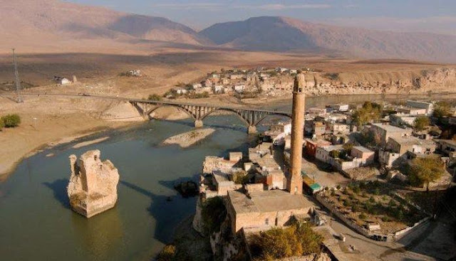 Sungai Eufrat Hampir Kering, Berpegang Teguhlah Pada Hadits Nabi Agar Selamat Dari Huru-Hara Kiamat