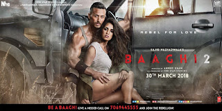 Baaghi 2 First Look Poster