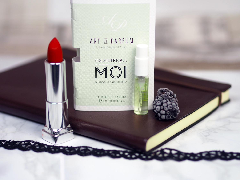 Art de Parfum Brand Focus Excentrique Moi