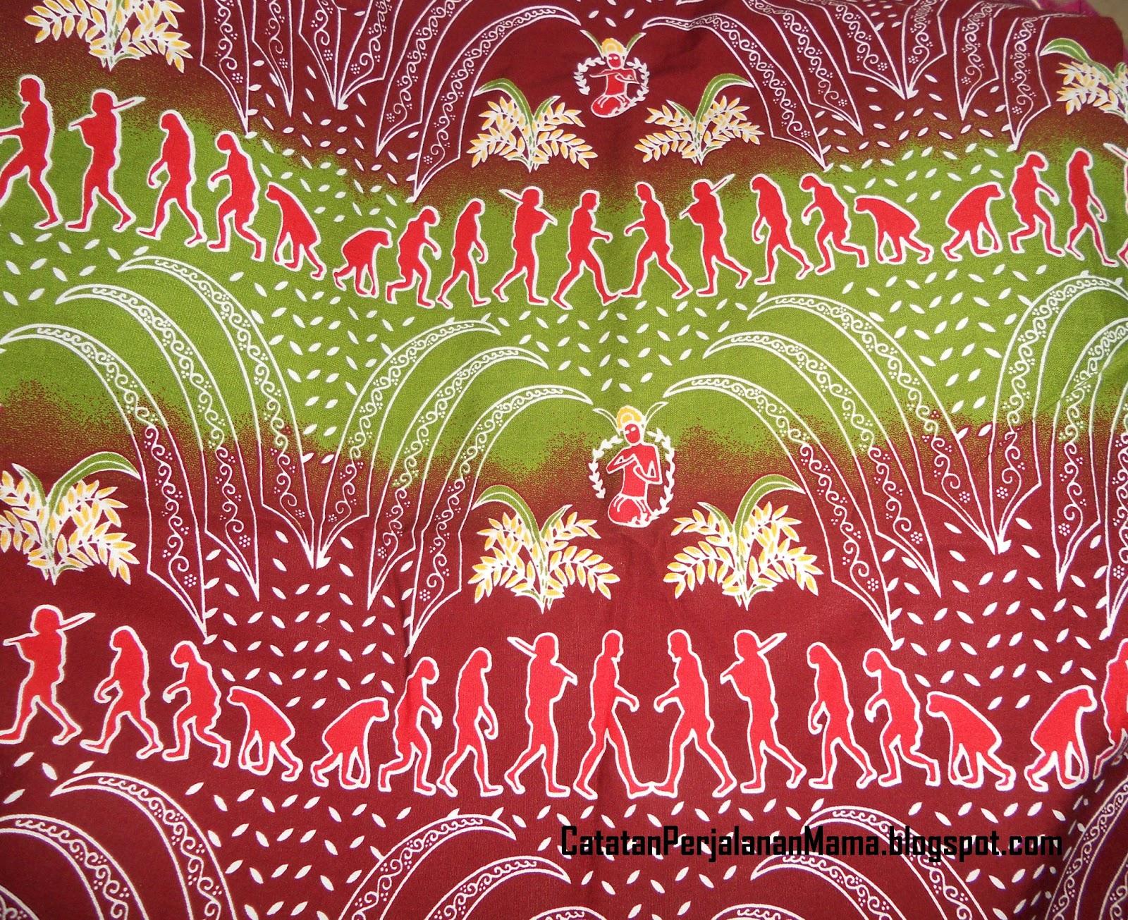 Selepas terobosan batik warna-warni cerah yang mencolok mata yang menjadi  gambaran masyarakat yang bebas berekspresi 5b01e587d7